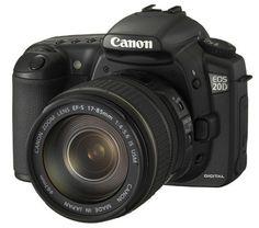 Canon EOS 20D