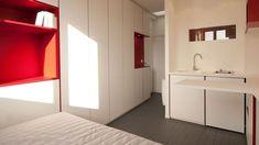 Aménagement studio paris 12 : 16m2 fonctionnel et contemporain - Côté Maison