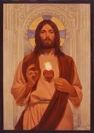 Resultado de imagen para mosaico sagrado corazon