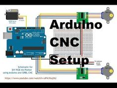 DIY Arduino CNC Drawing Machine Hello Guys, In this instructable I'm going to show you how to make an Arduino CNC plotter from old DVD writers. This is an amazing machine. Arduino Cnc, Arduino Bluetooth, Servo Arduino, Arduino Radio, Arduino Books, Arduino Circuit, Arduino Modules, Diy Cnc Router, Arduino Programming
