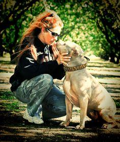 "Tia Torres - of Animal Planet's ""Pit Bulls And Parolees"""