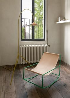 Muller Van Severen is presenting its collection of furniture and lighting for design brand Valerie Objects inside a luxury apartment in the heart of Antwerp