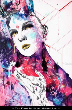 Creative Illustrations by Minjae Lee