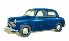 Fiat1100 Special 1959