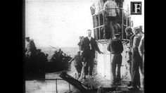 WHO-Tube: Fantastic German WWI submarine film (1914-1918) - http://www.warhistoryonline.com/whotube-2/tube-fantastic-german-wwi-submarine-film-1914-1918.html