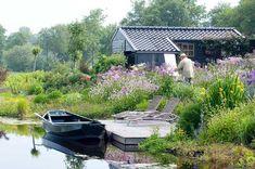 Ten of the best Dutch-influenced gardens - Telegraph