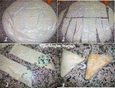 GALETA UNLU SODALI BUZLUK BÖREĞİ | Uğurböceğim Mutfağı