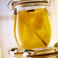 Gelée de pommes, orange, citron, cannelle
