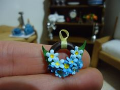 miniature ornament 1:12 scale by MINISSU on Etsy