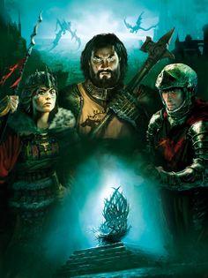 Marc SIMONETTI: Game of Thrones, Robert Baratheon