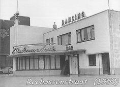 "Bar / dancing ""l'ambassadeur"" rochussenstraat Rotterdam 1950"