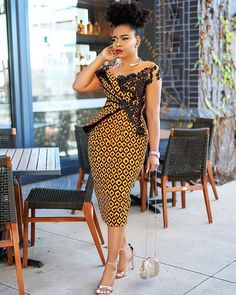Butterfly Ankara Style African Fashion Ankara, Latest African Fashion Dresses, African Print Fashion, Trendy Ankara Styles, Blouse Styles, Short African Dresses, African Print Dresses, African Dress Designs, Long Prom Dresses