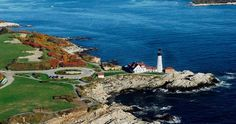 20 Things to Do in Portland, Maine Vacation Places, Vacation Trips, Day Trips, Vacation Spots, Vacations, New England Cruises, New England Travel, New Hampshire, Cape Elizabeth Maine