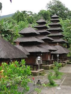 Pura Luhur Batukaru Temple in Bali, Indonesia