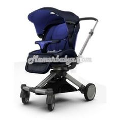 Chicco - I Move Stroller - Blue