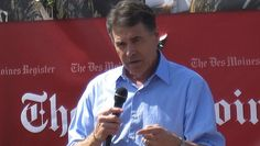 """Rick Perry: """"It's All About Being White And Wealthy; Everybody Should Try It"""""""