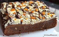 Negresa perfecta - the perfect brownie. ❤❤❤ Ciocolatoasa, voluptoasa. #savoriurbane #brownie  _____❤❤❤_____ Reteta la linkul de pe profilul meu @oanaigretiu  _____❤❤❤_____ #negresa #perfecta #chocolateforever #moistbrownies #brownies #chocolatecake #instabrownie #deathbychocolate #ciocolata #retetabuna #instadessert #foodporn #prajituri #onmyplate #delicious