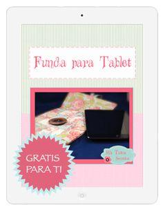 Como hacer funda para tableta funda para table