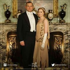 What's wrong with this Downton Abbey photo?