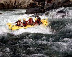 COSTA RICA: Savegre River Rafting Tour (discounts available through www.puravidaeh.ca)
