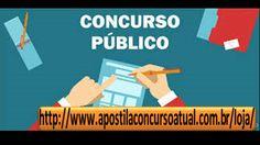 Apostila Concurso Público Apostila Concurso Atual
