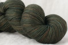 Sentinel of the Sea fingering silky merino
