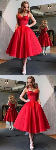 14cd6f9cfda 22 Best short red dresses images