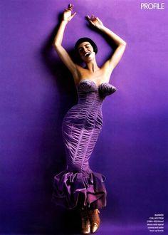 1984-85 Jean Paul Gaultier dress.