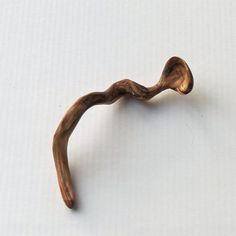 Twisted Cedar Root Spoon