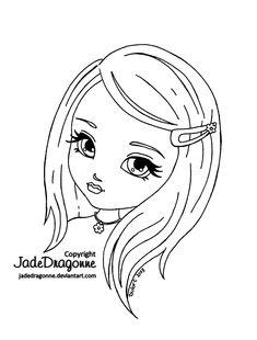 Daisy by JadeDragonne on deviantART