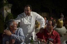 Une belle rencontre Chef  Vigneron Olivier Scola Ze Bistro  Aix en Provence zebistro.com Domaine Vignelaure Rians www.fr.vignelaure.com/