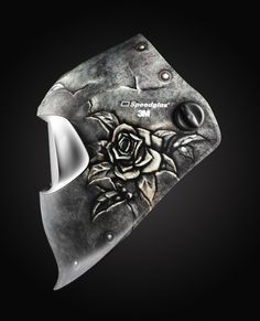 I would love to have this welding hood one day!