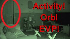 Ghost Speaking and Moving Stuff - Real Paranormal Activity Part 27