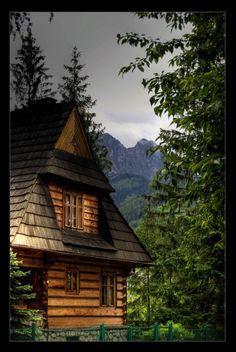 Zakopane House, Poland Copyright: Wojciech Kalita