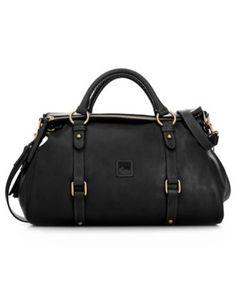 Dooney & Bourke Handbag, Florentine Vaccheta Satchel - Satchels - Handbags & Accessories - Macy's $398.00