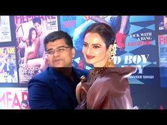 Rekha at Filmfare Glamour & Style Awards 2015.