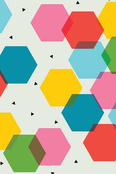 Poolga - Tinybop Hexagons - Tuesday Bassen