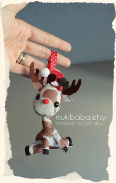 We are very excited about this Christmas season and hope you are too! To have a holy-jolly Christmas this Giraffe Decor, Giraffe Baby, Reindeer Ornaments, Baby Ornaments, Christmas Baby, Christmas Crafts, Christmas Ornaments, Giraffe Pictures, Baby Safe