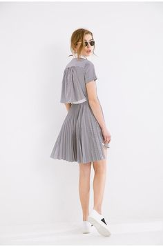 Boardwalk to Piers Dress DR0783