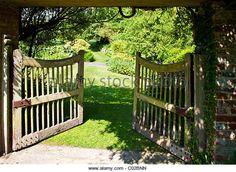 inviting garden gate - Google Search