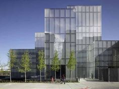 reflective glass and opaque glass facade - Google Search