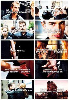 Tris and Four :)