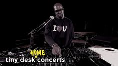 Black Coffee: Tiny Desk (Home) Concert You Rock My World, African House, African Dance, Black Fathers, National School, Dance Movement, The A Team, House Music, Black Coffee