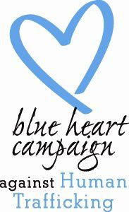 The blue heart campaign is an initiative of the UNODC (United Nations Office on Drugs and Crime).