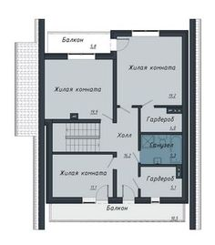План мансардного этажа Catalog, Floor Plans, Projects, Log Projects, Blue Prints, Brochures, Floor Plan Drawing, House Floor Plans