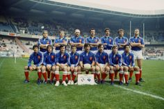 Equipe De France 1981