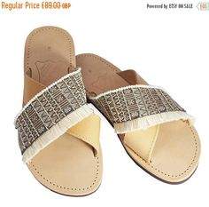 Check out this item in my Etsy shop https://www.etsy.com/listing/522599172/on-sale-greek-sandalsleather-sandalssilk