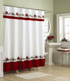 christmas-bathroom-decor-elegant-christmas-shower-curtains-in