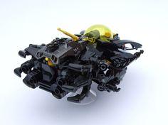 LEGO MOC | Blacktron Obsidian #space