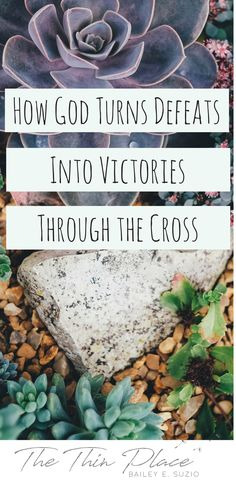When Victory Looks Like Defeat: A Reflection on Christ's Death - The Thin Place #victory #easter #goodfriday #christian #resurrection